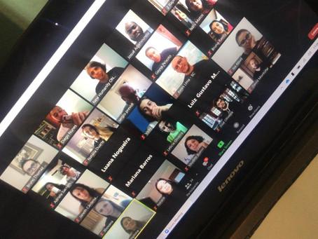 Reunião Online Projeto Milonga