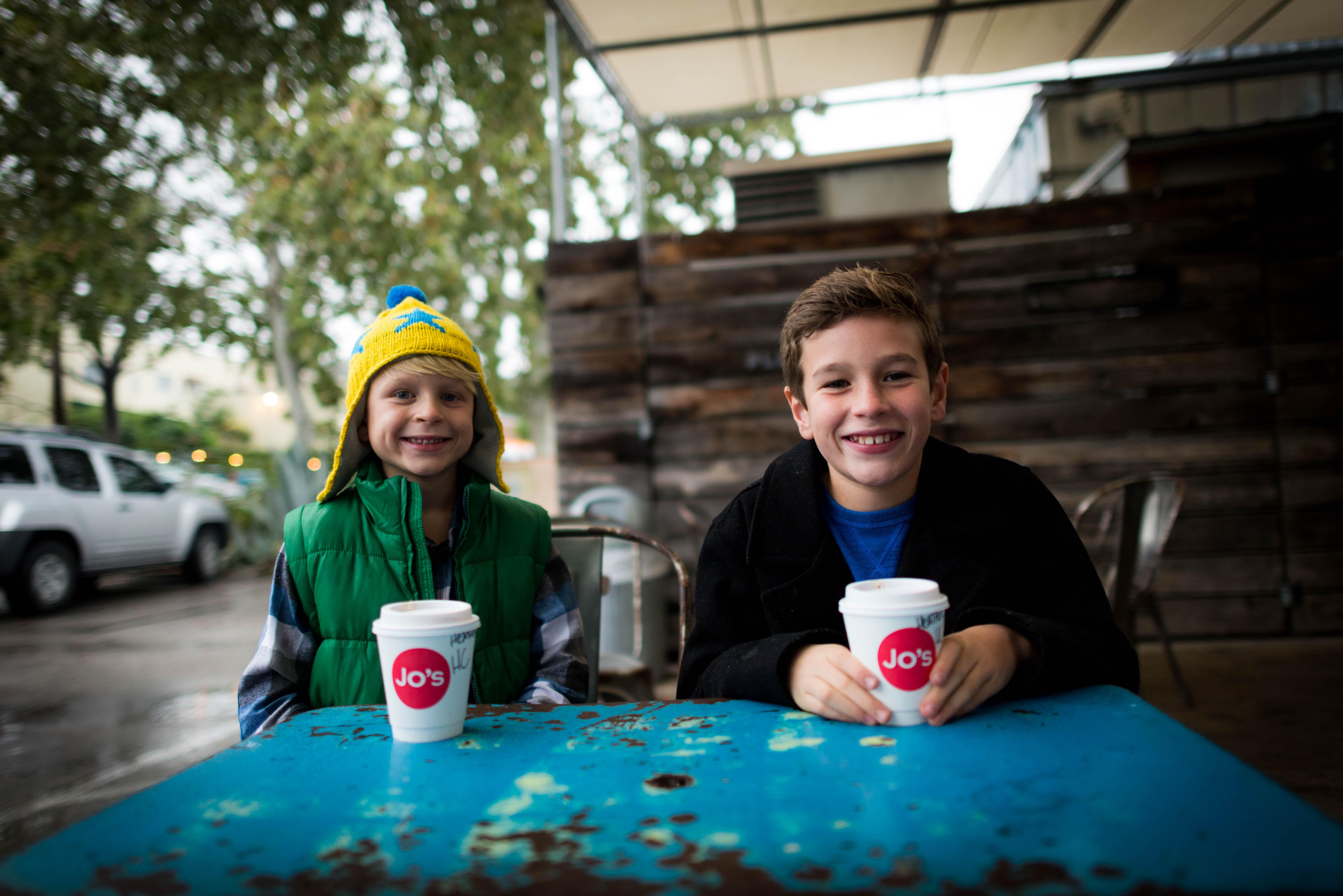 Colin + Blake