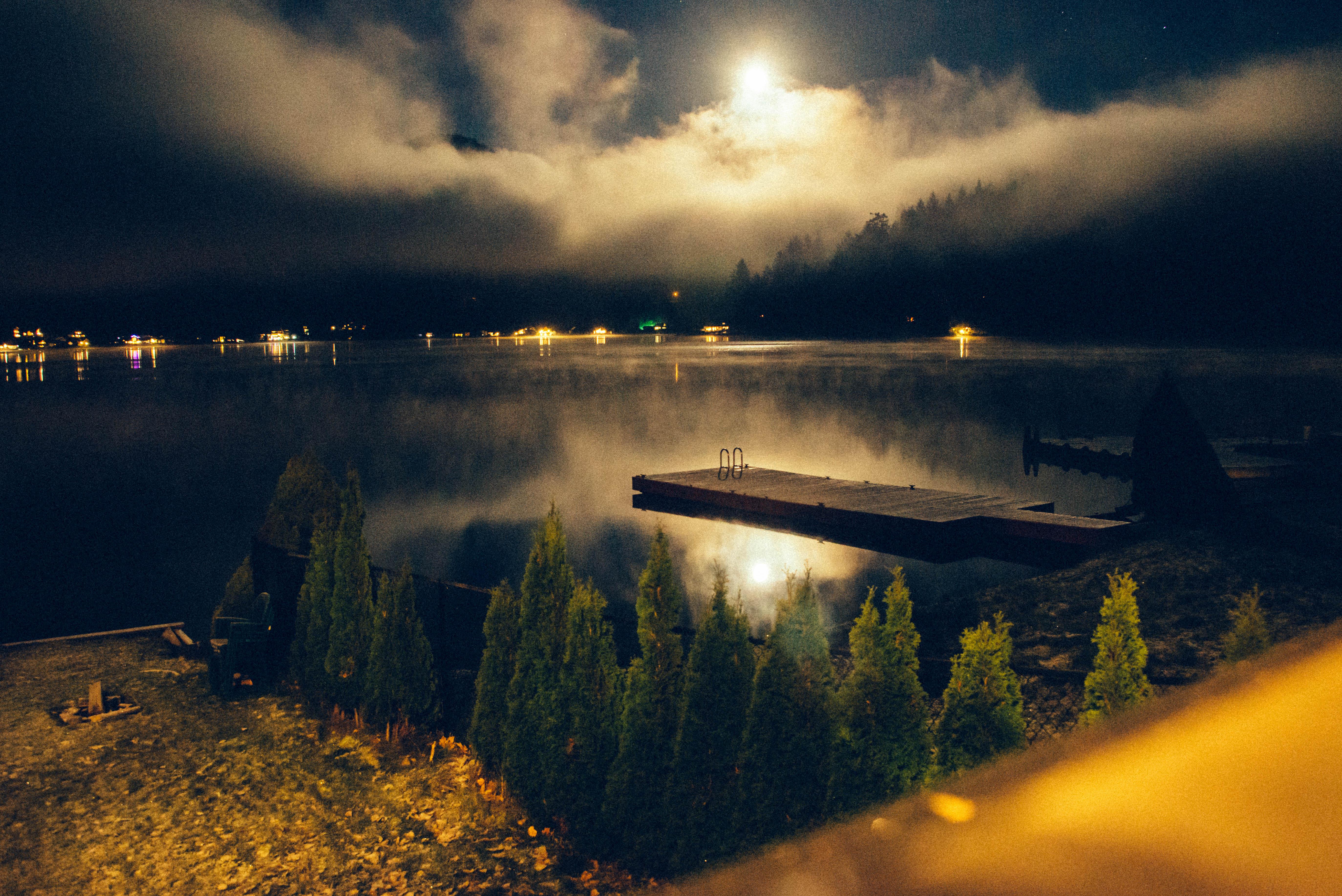 Lake Sutherland, WA