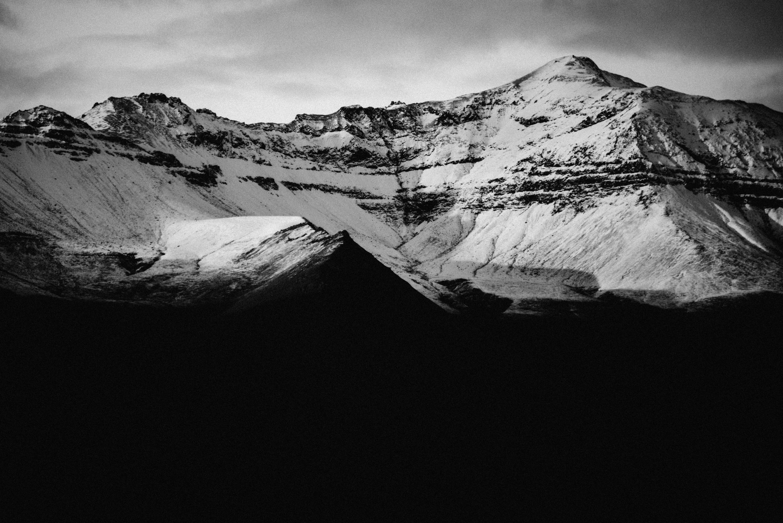 Vatnajökull Glacier area