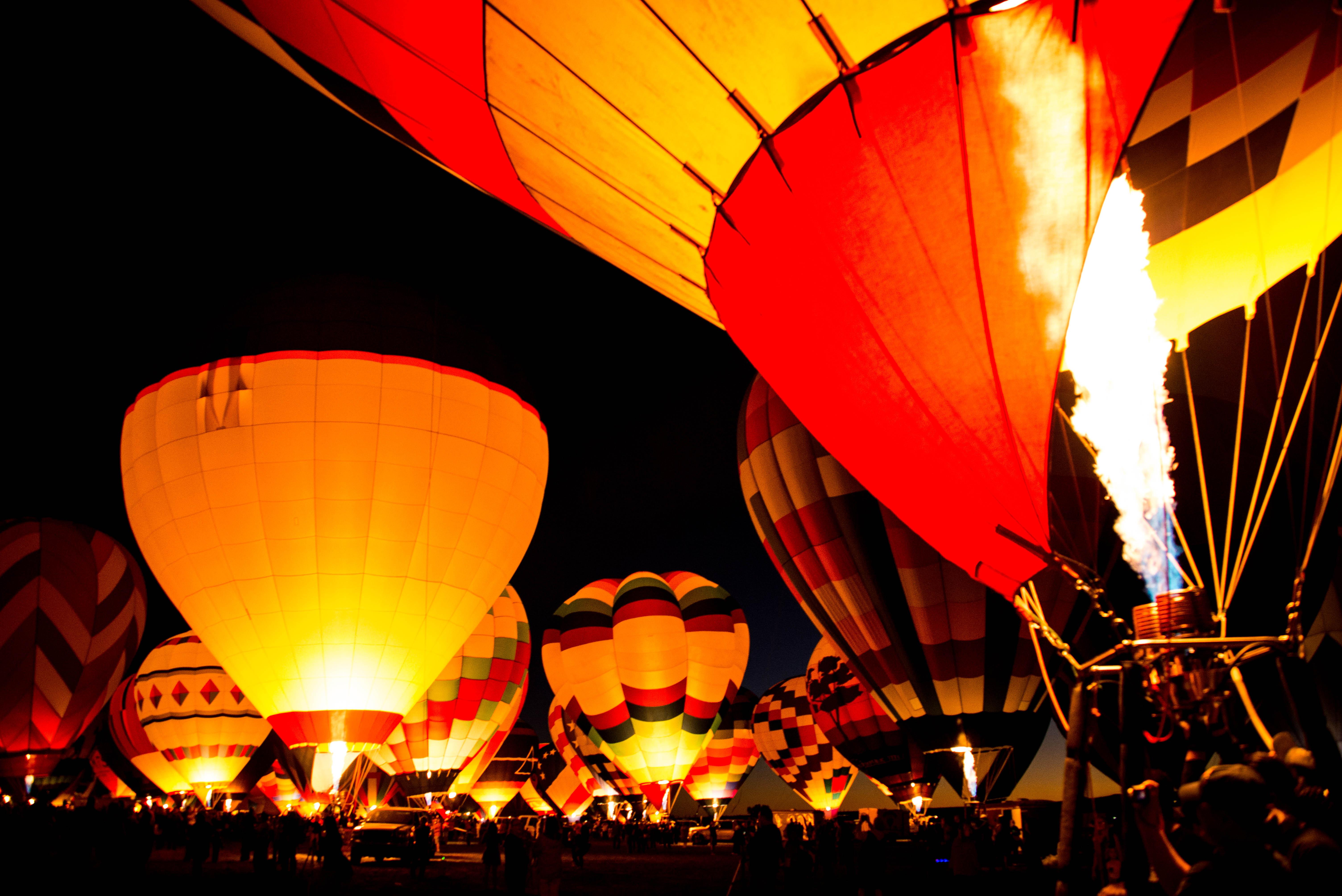 Balloon Fiesta, Albuquerque