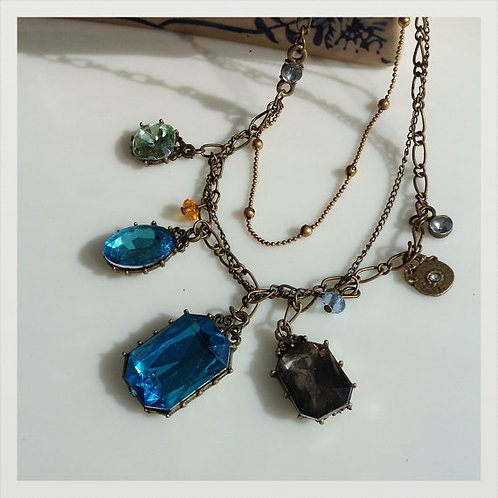 Marie de chain Necklace
