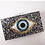Thumbnail: Eyes on you lucite glitter Clutch bag