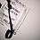 Thumbnail: Rare MM3 Moschino humor silica gel pack cross shoulder bag