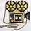 Thumbnail: Cameron Rare vintage camera lucite box Clutch case bag