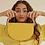 Thumbnail: Jasmine Chloe Celine look lucite perspex handle Clutch bag case purse