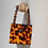 Thumbnail: Rare Felice lucite square cube box lucite perspex bakelite clutch purse case bag