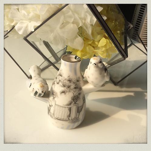 Love bird de Safari Collection Vase