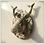 Thumbnail: Arobo fleur deer wall deco