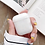 Thumbnail: Elegant mother-of-pearl shell lucite perspex bakelite storage airpods case box