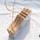 Thumbnail: Oprah muted shadow lucite box purse clutch