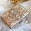 Thumbnail: Veronica Chanel look Red carpet glam rhinestone beaded box bag Clutch
