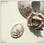 Thumbnail: Muted edge Porcelain Pendant