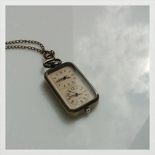 Tammy necklace pocket watch