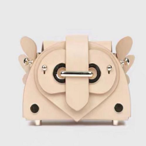 Morri owly Kinfolk vegan leather special purse shoulder bag