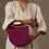 Thumbnail: Petra statement metal bracelet handle bracelet bag