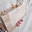 Thumbnail: Blush geo lucite marble Clutch box purse