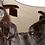 Thumbnail: Meli statement vegan croc leather waist bucket bag waistband purse