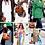 Thumbnail: Audrey Marc retro look dumpling round handcarry bag with handle