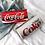 Thumbnail: No Coke no live box Clutch case bag