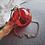 Thumbnail: Mars globe lucite acrylic perspex box sphere Clutch