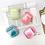 Thumbnail: Grow in the dark sandy lucite perspex bakelite storage AirPod case box