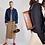 Thumbnail: Elena  bold statement look statement vegan croc leather bag purse