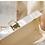 Thumbnail: Rare genuine Ariel shell mother of pearl unique case box clutch bag