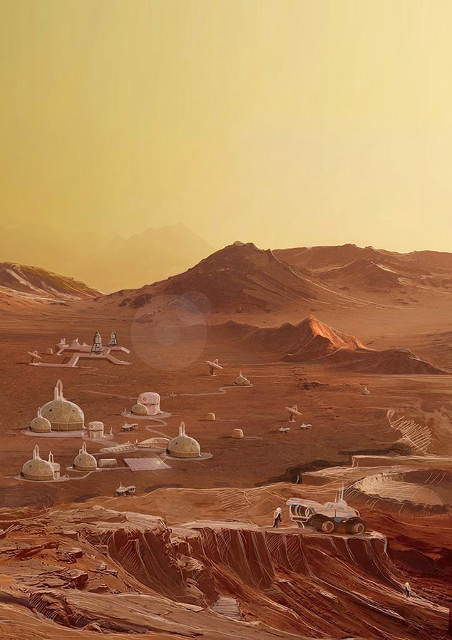 CHAPTER 13 - MARS VISTA- YELLOW SKY - B.