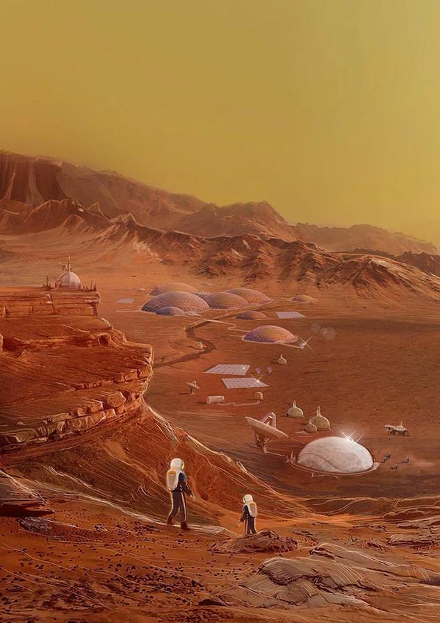 CHAPTER 13 - MARS VISTA-YELLOW SKY - A.j