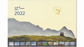 25 Jahre Lech Zürs Kalender