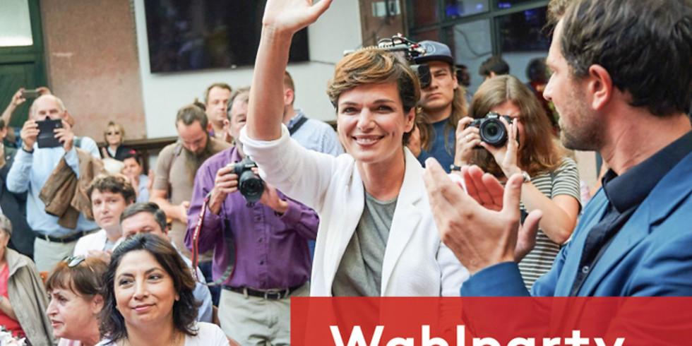 Wahlparty der neuen SPÖ Tirol