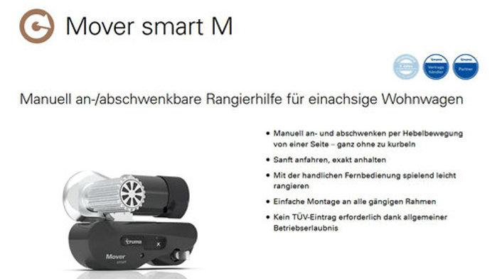 Truma Mover Smart M incl. Einbau