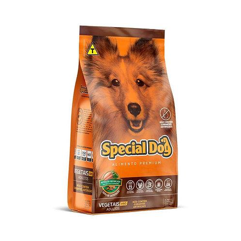 Ração Special Dog Premium Vegetais Adulto