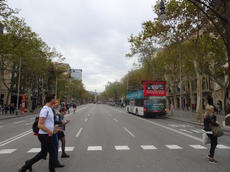 Barcelona... in November?                        Off-Season Travel