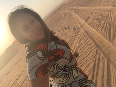 Dubai is NOT for the Solo Traveler