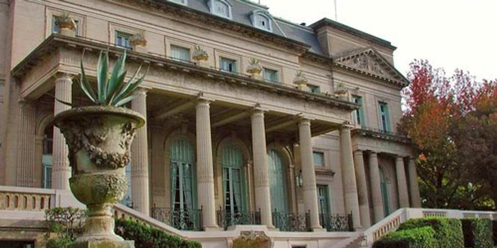 Palacios , estancias y grandes residencias de la provincia de Buenos Aires