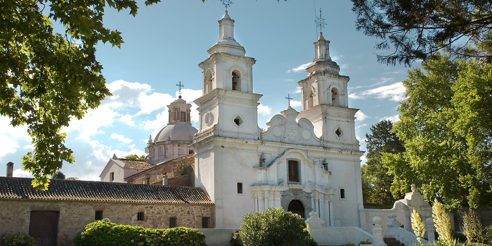 Café  virtual : El legado jesuita en Córdoba