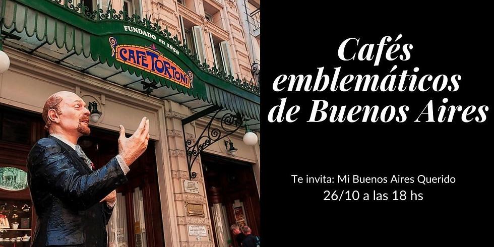 Cafés emblemáticos de Buenos Aires