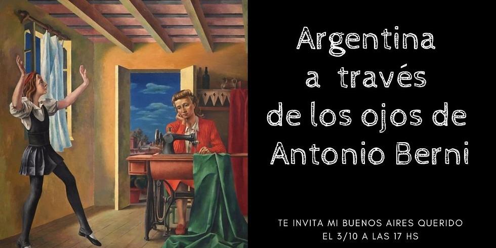 Argentina a través de los ojos de Antonio Berni