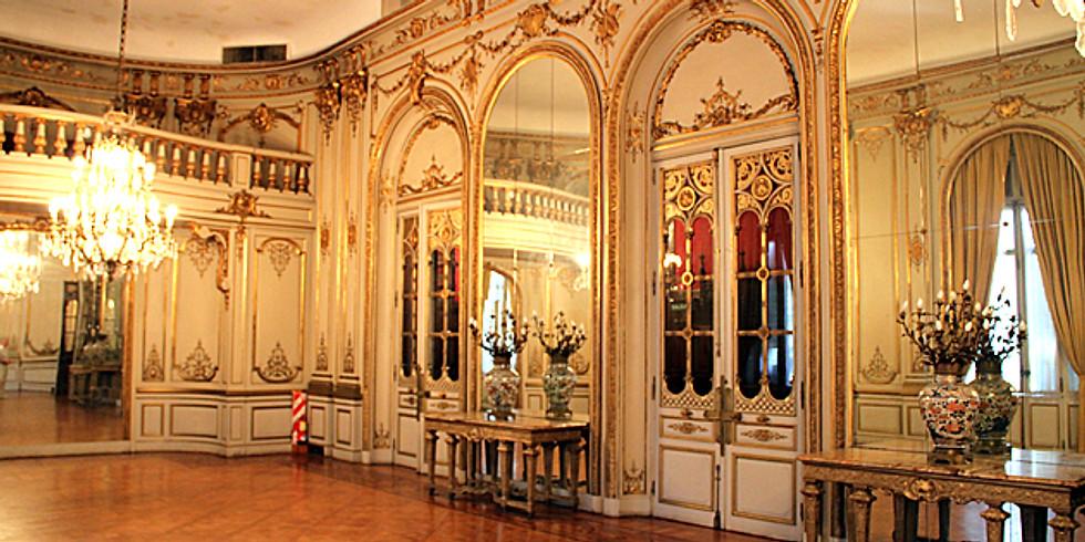 Aristocracia porteña con visita al Palacio Paz