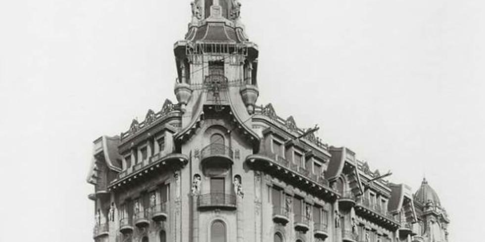 Circuito a pie Balvanera Art Nouveau y sus misterios