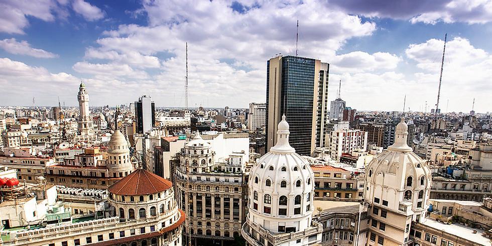 Desde lo alto de la ciudad + Pasaje Belgrano