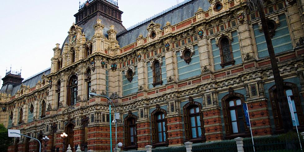 Circuito a pie Joyas de la arquitectura y algunas bellas damas descocadas del antiguo Buenos Aires