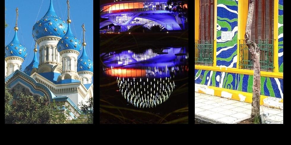 Cupulas y fachadas destacadas de Buenos Aires