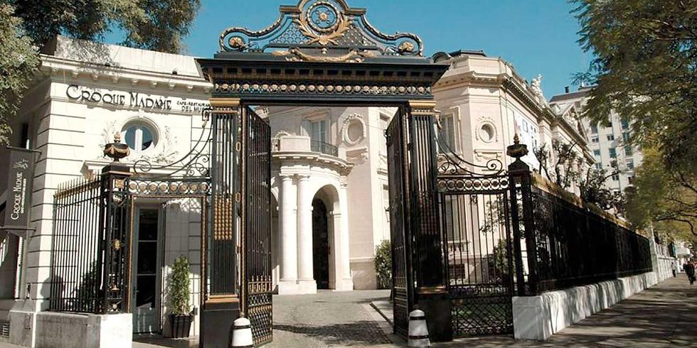 Palacio Errazuriz - Palermo Chico