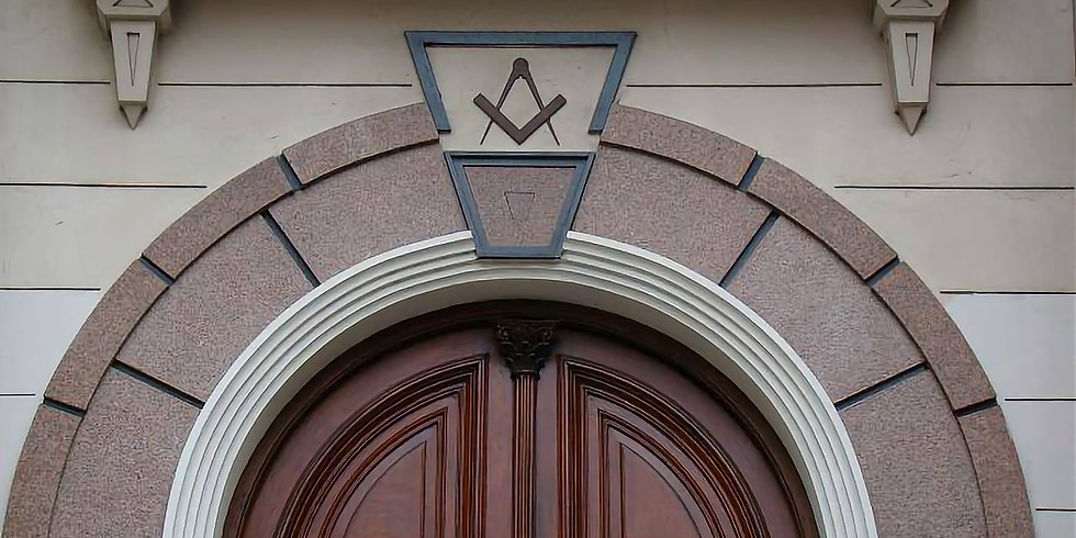 Circuito de masonería con ingreso a la Gran Logia