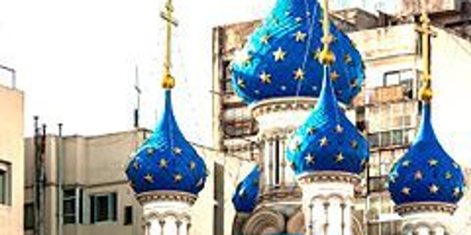Iglesia Ortodoxa Rusa y Parque Lezama