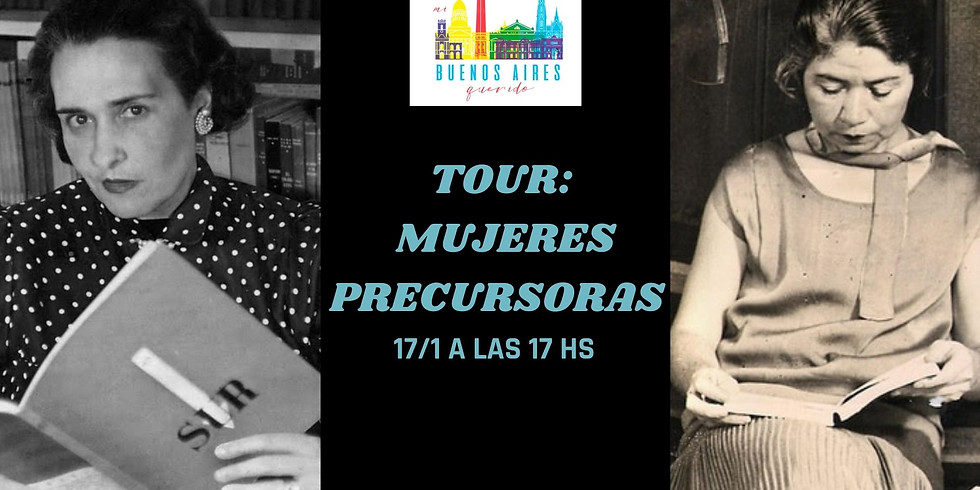 Tour Mujeres precursoras presencial