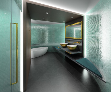 BAÑO HOTEL 5 ESTRELLAS